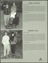 1989 Armuchee High School Yearbook Page 126 & 127