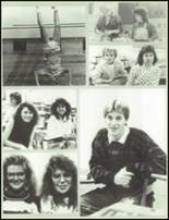 1989 Armuchee High School Yearbook Page 128 & 129