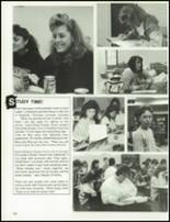 1989 Armuchee High School Yearbook Page 136 & 137