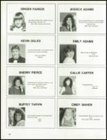 1989 Armuchee High School Yearbook Page 140 & 141