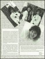 1989 Armuchee High School Yearbook Page 168 & 169
