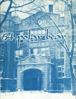 1964 Yearbook Highland Park High School