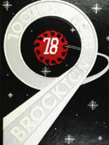 1978 Yearbook Brockton High School