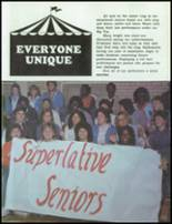 1984 Woodward High School Yearbook Page 10 & 11