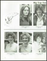 1984 Woodward High School Yearbook Page 22 & 23