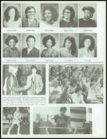 1984 Woodward High School Yearbook Page 28 & 29