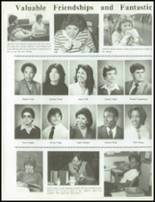 1984 Woodward High School Yearbook Page 42 & 43