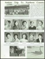 1984 Woodward High School Yearbook Page 44 & 45