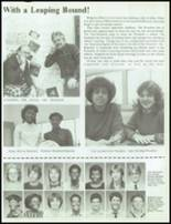 1984 Woodward High School Yearbook Page 48 & 49