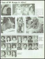 1984 Woodward High School Yearbook Page 58 & 59