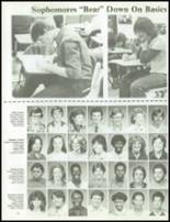 1984 Woodward High School Yearbook Page 62 & 63