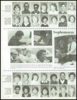 1984 Woodward High School Yearbook Page 68 & 69