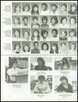 1984 Woodward High School Yearbook Page 72 & 73