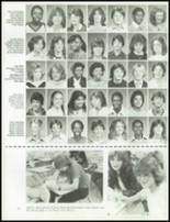 1984 Woodward High School Yearbook Page 76 & 77