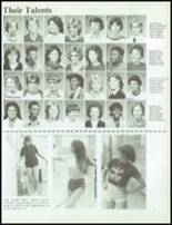 1984 Woodward High School Yearbook Page 80 & 81