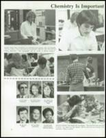 1984 Woodward High School Yearbook Page 92 & 93