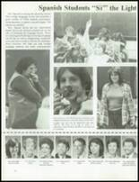 1984 Woodward High School Yearbook Page 98 & 99