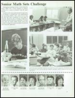 1984 Woodward High School Yearbook Page 100 & 101