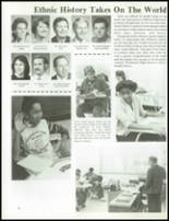 1984 Woodward High School Yearbook Page 102 & 103