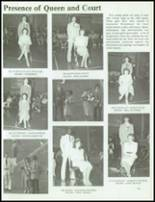 1984 Woodward High School Yearbook Page 106 & 107