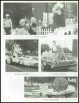 1984 Woodward High School Yearbook Page 108 & 109