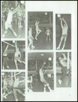 1984 Woodward High School Yearbook Page 110 & 111