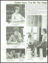1984 Woodward High School Yearbook Page 116 & 117