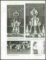 1984 Woodward High School Yearbook Page 124 & 125