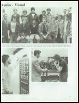 1984 Woodward High School Yearbook Page 134 & 135