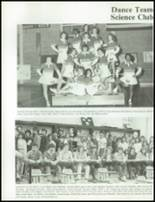 1984 Woodward High School Yearbook Page 136 & 137