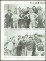 1984 Woodward High School Yearbook Page 148 & 149