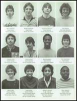 1984 Woodward High School Yearbook Page 156 & 157