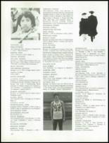 1984 Woodward High School Yearbook Page 192 & 193