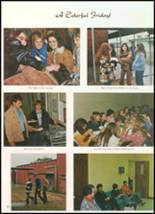 1977 Clyde High School Yearbook Page 22 & 23