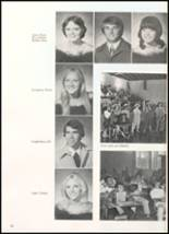 1977 Clyde High School Yearbook Page 42 & 43