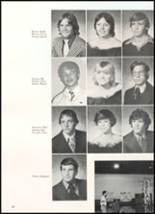 1977 Clyde High School Yearbook Page 44 & 45