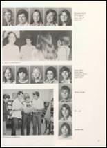 1977 Clyde High School Yearbook Page 50 & 51