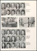 1977 Clyde High School Yearbook Page 54 & 55