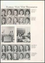 1977 Clyde High School Yearbook Page 58 & 59