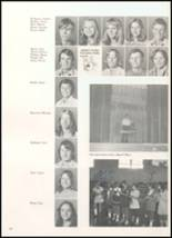 1977 Clyde High School Yearbook Page 62 & 63