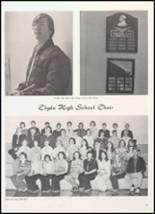 1977 Clyde High School Yearbook Page 82 & 83