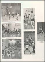1977 Clyde High School Yearbook Page 86 & 87