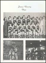 1977 Clyde High School Yearbook Page 92 & 93