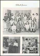 1977 Clyde High School Yearbook Page 108 & 109