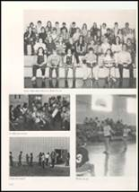 1977 Clyde High School Yearbook Page 116 & 117