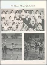 1977 Clyde High School Yearbook Page 120 & 121