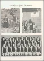 1977 Clyde High School Yearbook Page 122 & 123