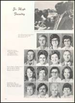 1977 Clyde High School Yearbook Page 124 & 125
