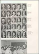 1977 Clyde High School Yearbook Page 128 & 129