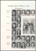 1977 Clyde High School Yearbook Page 130 & 131